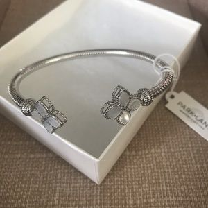Parklane bracelet and earrings set
